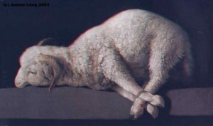 1635_francisco_de_zurbaran_the_bound_lamb_agnus_dei_anaglyph